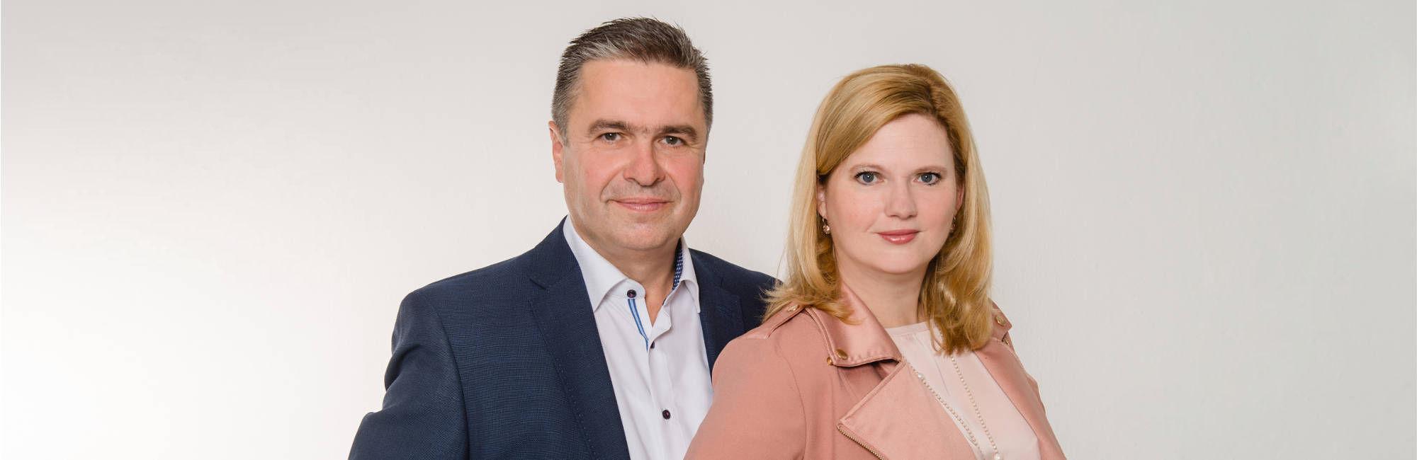 Foto Rechtsanwalt Hausel und Rechtsanwältin Eichmann aus Cadolzburg im Landkreis Fürth